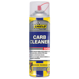 Shield Carb Cleaner