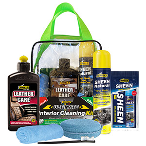 Shield Interior Car Cleaning Kit