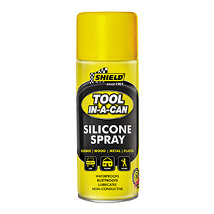 Shield Silicone Spray