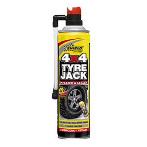 Shield Tyre Jack 4x4