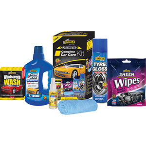Complete Shield Car Care Kit