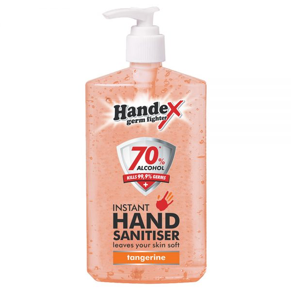 Shield Chemicals Handex Hand Sanitizer 300ml Tangerine