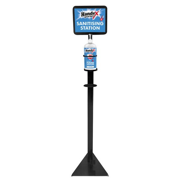 Handex Hand Sanitiser Dispenser Stand