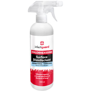 Infectiguard CHLORHEXIDINE Surface Disinfectant