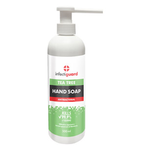 Infectiguard TEA TREE Hand Soap