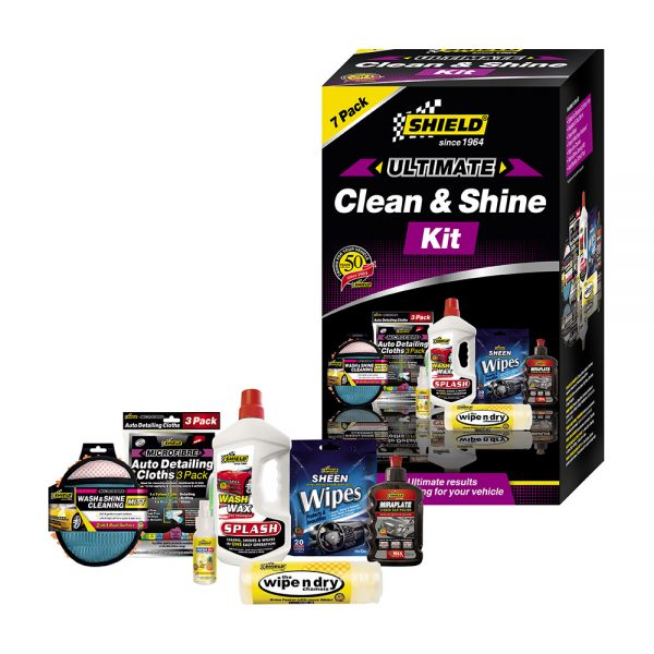 Ultimate Clean & Shine Kit