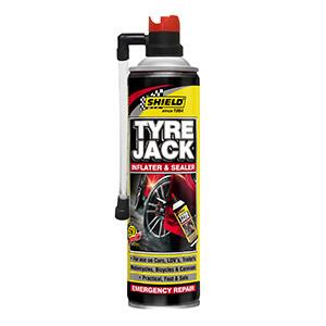 Shield Tyre Jack