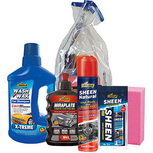 Shield Car Care Value Kit