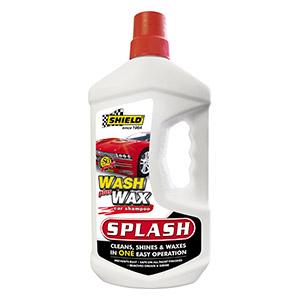Shield Splash Wash and Wax Car Wash