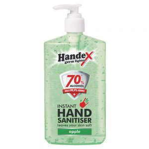 Shield Chemicals Handex Hand Sanitizer 300ml Apple
