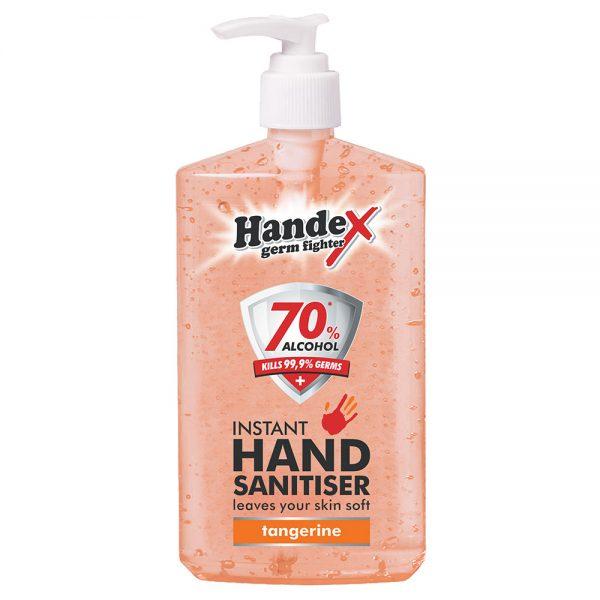 Shield Chemicals Handex Hand Sanitizer 300ml Tangerine