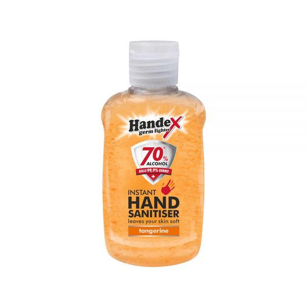 Shield Chemicals Handex Hand Sanitizer 75ml Tangerine