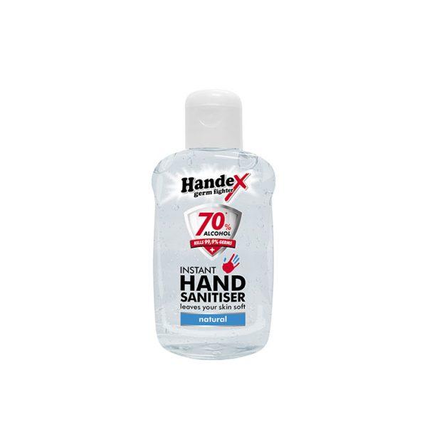 Handex 70% Alcohol Instant Hand Sanitiser – 75ml