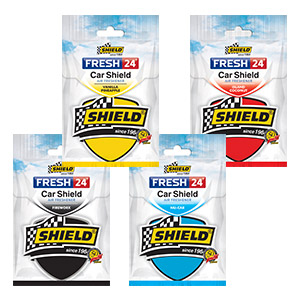 Fresh 24 Car Shield Air Freshener