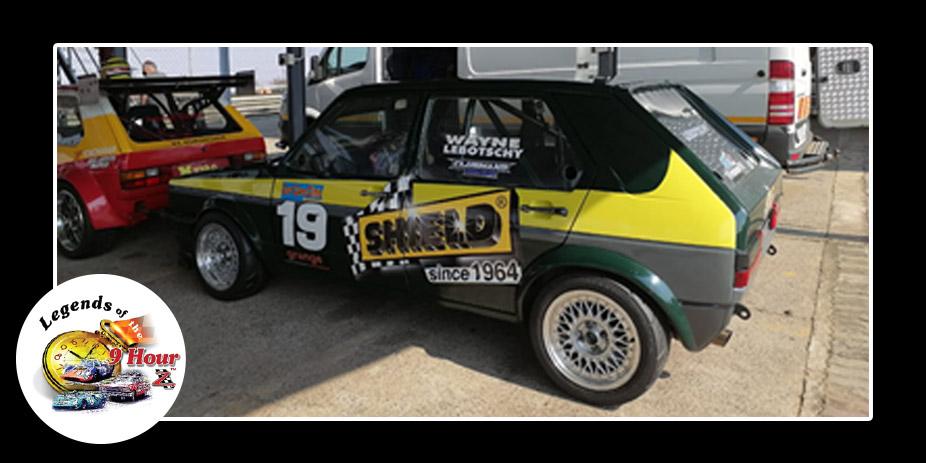 Race Report Shield Golf 111 on 18 June Zwartkops Raceway